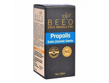 BEE'O Suda Çözünür Damla Propolis